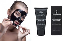 Beaugenix Blackhead Removing Peel-Off Mask (2.12 F
