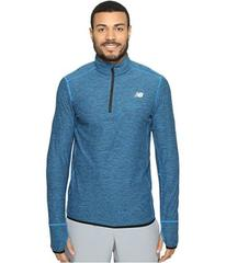 New Balance Transit Quarter Zip Top