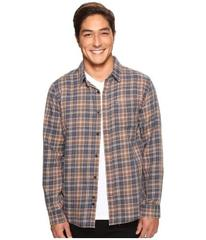 Hurley Porter Long Sleeve Flannel