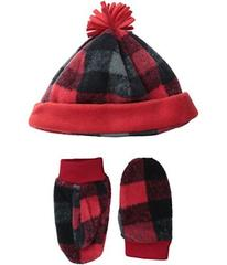Columbia Frosty Fleece Hat & Mitten Set (Toddler)