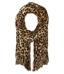 MICHAEL Michael Kors Large Spotted Cheetah Double