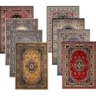 Traditional Medallion Persian Style 8x11 Large Are