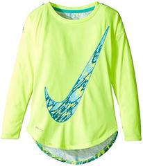 Nike Dri-FIT Modern Long Sleeve Graphic Top (Toddl