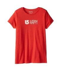 Burton Happy Short Sleeve Crew (Big Kids)