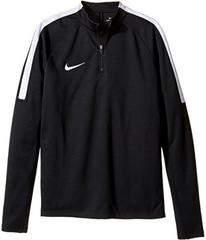 Nike Squad Long Sleeve 1/4 Zip Soccer Drill Top (L