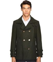 Vivienne Westwood Classic Melton Armoured Peacoat