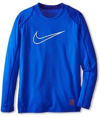 Nike Cool HBR Fitted Long Sleeve (Little Kids/Big