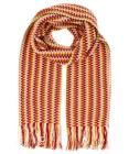 Missoni D4905 0001 Orange/Fuchsia Wool Blend Croch