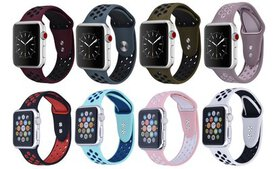 Breathable Sport Band for Apple Watch Series 1, 2,