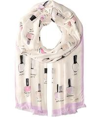 Kate Spade New York Nail Polish Oblong Scarf