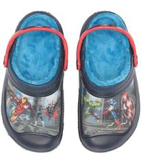 Crocs Kids Marvel Lined Clog (Toddler/Little Kid)