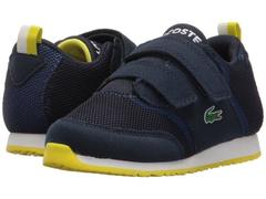 Lacoste L.ight 117 1 SP17 (Toddler/Little Kid)