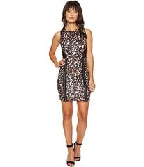 ROMEO & JULIET COUTURE Animal Print with Lace Back