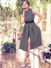 Eva Mendes Collection - Freya Fit & Flare Dress
