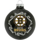 Boston Bruins Traditional Ornament Candy Cane