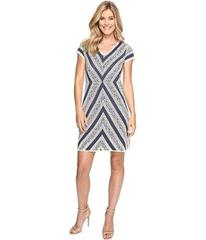 NIC+ZOE Spanish Stripe Dress