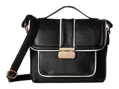 Rampage Contrast Outline Crossbody