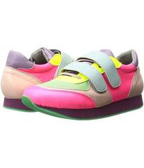 Stella McCartney Whoosh Color Block Sneakers (Litt