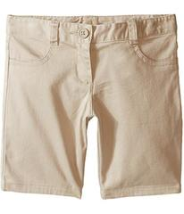 Nautica Kids Girls Plus Five-Pocket Shorts (Big Ki