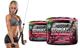 Hydroxycut Hardcore Elite Weight-Loss Supplement (
