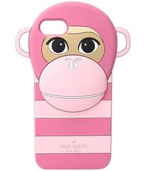 Kate Spade New York Silicone Monkey Phone Case for
