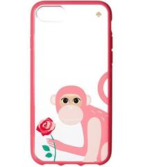 Kate Spade New York Monkey with Rose Phone Case fo