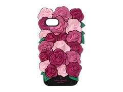 Kate Spade New York Silicone Roses Phone Case for