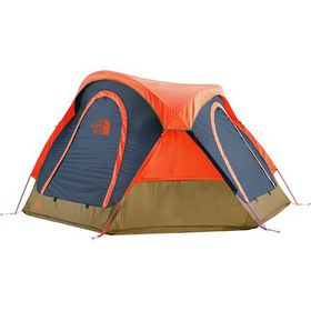 The North Face Homestead Domey 3 Tent: 3-Person 3-