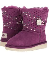 UGG Bailey Button Tehuano (Toddler/Little Kid)