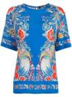 Roberto Cavalli Enchanted garden T-shirt