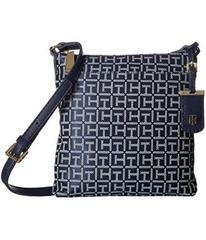 Tommy Hilfiger Julia Signature Jacquard Crossbody