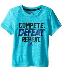 adidas Compete Tee (Toddler/Little Kids)