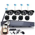 New Wifi 8CH NVR 720P Wireless IP CCTV Surveillanc
