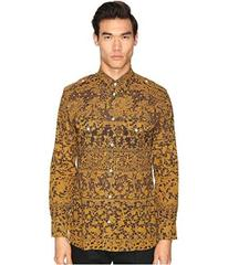 Vivienne Westwood Printed Mussola Military Shirt