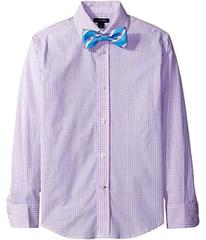 Tommy Hilfiger Long Sleeve Mini Gingham Shirt with
