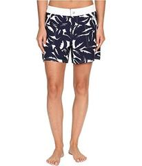Tommy Bahama Graphic Jungle Snap Front Boardshorts