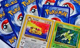 50 Pokémon Card Lot from Card Game World