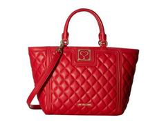 LOVE Moschino Superquilted Small Tote