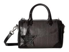 Just Cavalli Cow Leather w/ Studs Bag