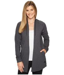 adidas Comfort Long Hooded Cover-Up