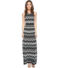 M Missoni Lurex Zigzag Maxi Dress