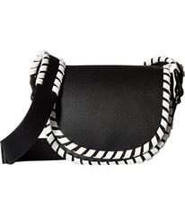 French Connection Claudia Small Saddle Bag