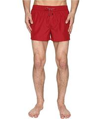 Dolce & Gabbana Solid Mid Cut Swim Shorts