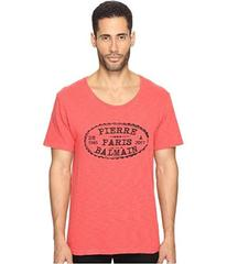 Pierre Balmain Stamp T-Shirt
