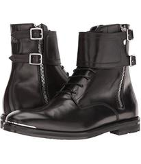 Alexander McQueen Buckle Ankle Boot