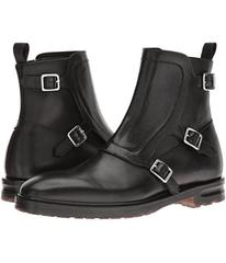 Alexander McQueen Monk Strap Ankle Boot