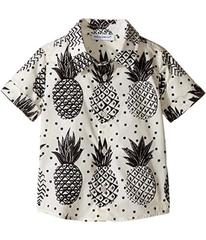 Dolce & Gabbana Pineapple Button Down (Infant)