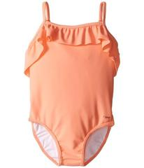 Chloe Ruffle One-Piece Swimsuit (Infant)
