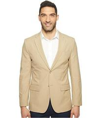 Perry Ellis Slim Fit Travel Luxe Cotton Jacket