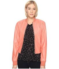 Paul Smith Leather Bomber
